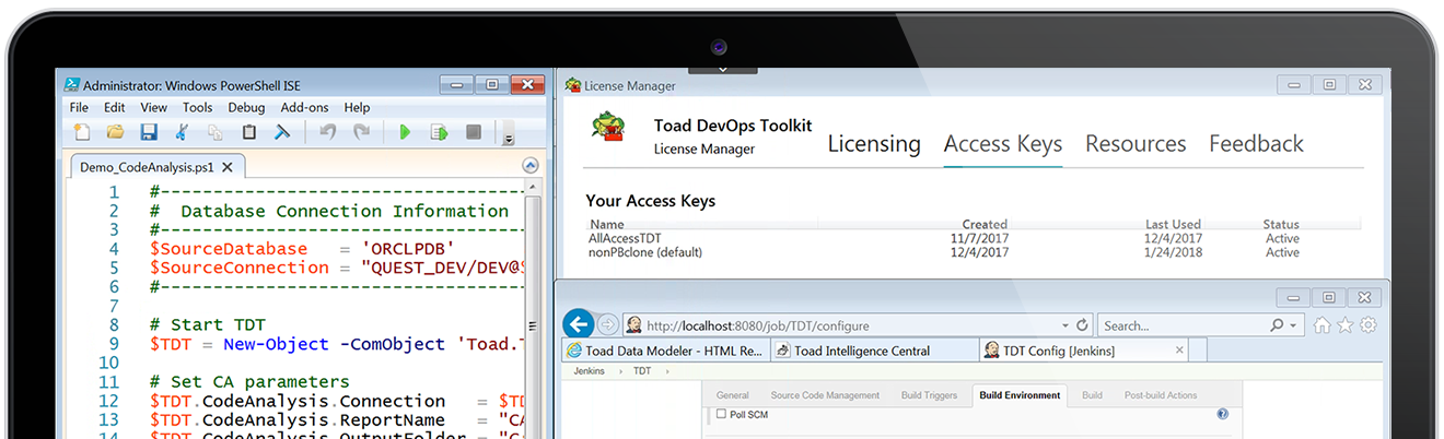Toad DevOps Toolkit